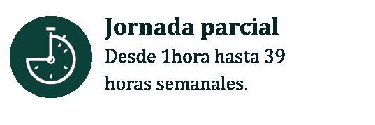 Icono Jornada parcial