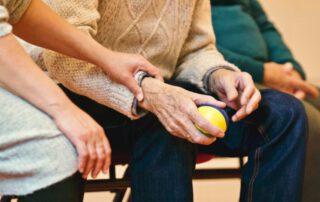Beneficios de la Terapia Ocupacional para Personas Mayores en el domicilio